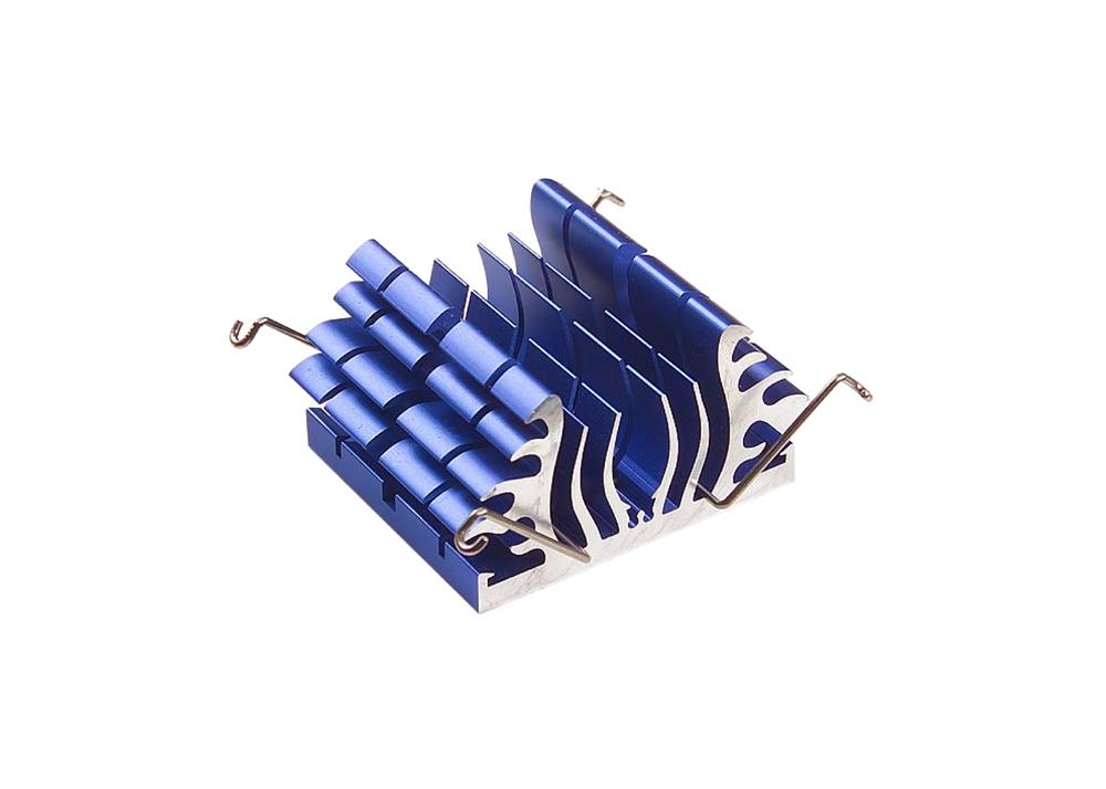 Dissipateur passif pour chipset BLEU