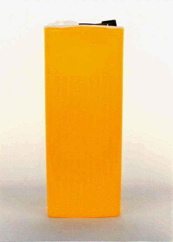Salière jaune