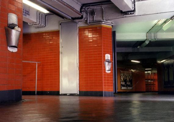 Couloirs de métro
